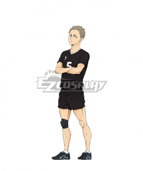 Haikyuu!! Season 4 Haikyuu!!: To the Top Hitoshi Ginjima Cosplay Costume