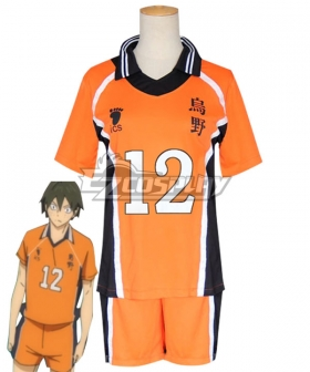 Haikyuu!! Season 4 Haikyuu!!: To the Top Yamaguchi Tadashi New Uniform Cosplay Costume