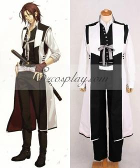 Hakuouki Shinsengumi Kitan Sanosuke Harada Cosplay Costume
