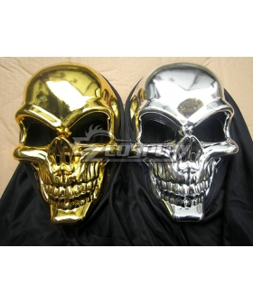 Halloween Pirates of Caribbean Captain Mask