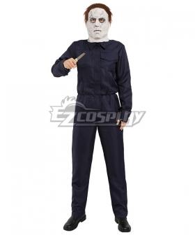 Halloween Michael Myers Cosplay Costume