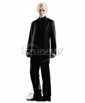 Harry Potter Draco Malfoy Cosplay Costume