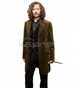 Harry Potter Sirius Black Cosplay Costume - B Edition