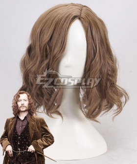 Harry Potter Sirius Brown Cosplay Wig