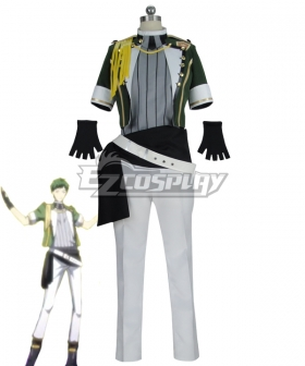 High School Star Musical Seishirou Inumine Cosplay Costume - New Edition