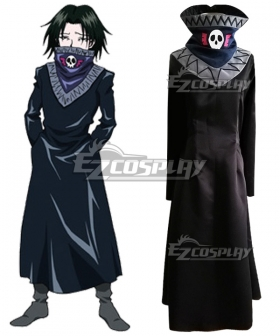 Hunter X Hunter Genei Feitan Cosplay Costume