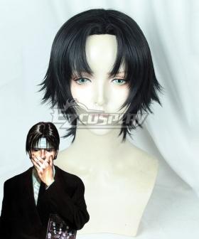 Hunter X Hunter Kulolo Lushilufel Black Cosplay Wig