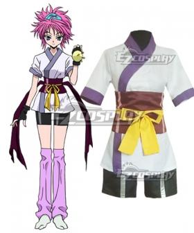 Hunter X Hunter Machi Komacine Cosplay Costume
