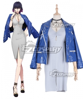 Hypnosis Mic Alternative Rap Battle ARB Amiria Nakiri Cosplay Costume