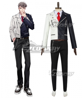 Hypnosis Mic Bad Ass Temple Hitoya Amaguni Cosplay Costume