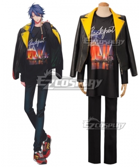 Hypnosis Mic Division Rap Battle Daisu Arisugawa Cosplay Costume New Edition