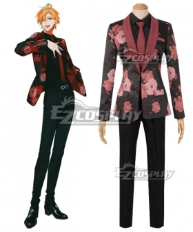 Hypnosis Mic Division Rap Battle Izanami Hifumi Cosplay Costume New Edition