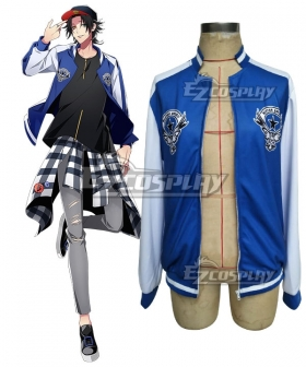 Hypnosis Mic Division Rap Battle Jiro Yamada MC.M.B Coat Cosplay Costume