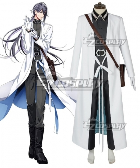 Hypnosis Mic Division Rap Battle The Dirty Dawg Akurai Junguji Ill-DOC Cosplay Costume