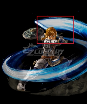 Hyrule Warriors: Age of Calamity Link Sword Cosplay Weapon Prop
