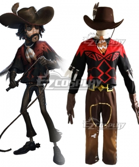 Identity V Cowboy Kevin Alonso Halloween Cosplay Costume