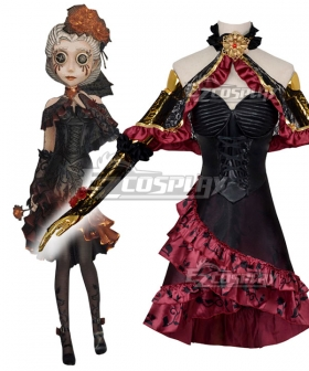 Identity V Doctor Emily Dyer Blossom of Rebirth Halloween Cosplay Costume