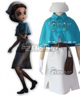 Identity V Doctor Emily Dyer Halloween Cosplay Halloween Costume