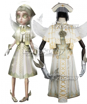 Identity V Doctor Emily Dyer Holy Angel Halloween Cosplay Costume