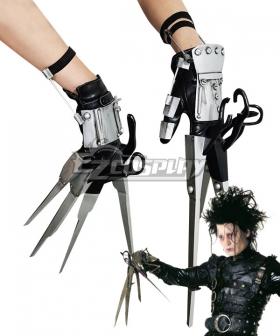 Identity V Edward Scissorhands Horror Halloween Gloves Cosplay Weapon Prop