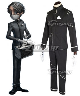 Identity V Embalmer Aesop Carl Halloween Cosplay Costume