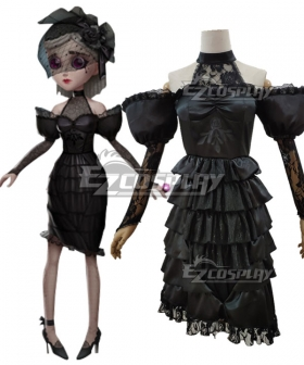Identity V Perfumer Vera Nair Fatal Affection Halloween Cosplay Costume