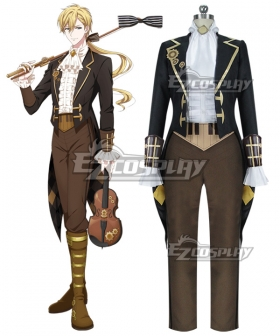 Idolish 7 Rokuya Nagi Cosplay Costume