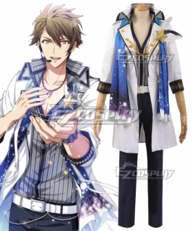 Idolish 7 Ryunosuke Tsunashi White Special Day Cosplay Costume