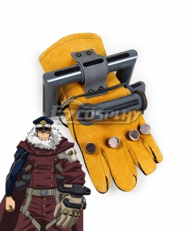 My Hero Academia Boku No Hero Academia Inasa Yoarashi Left Glove Cosplay Accessory Prop