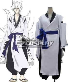 Inu x Boku SS Miketsukami Soushi Kimono Cosplay Costume