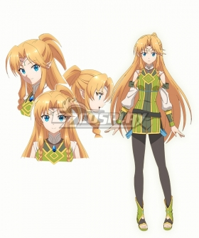 Isekai Cheat Magician Myura Cosplay Costume
