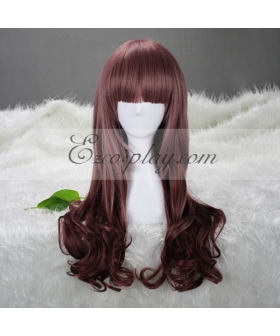 Japan Harajuku  Series Brown Shades Cosplay Wig-RL006