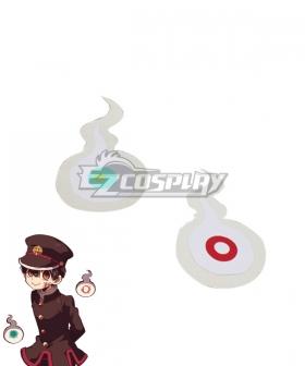 Jibaku Shounen Hanako-kun Hanako Yugi Amane Ghost Fire Cosplay Accesory Prop
