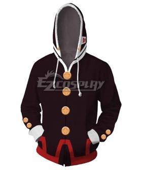 Jibaku Shounen Hanako-Kun Hanako Yugi Coat Hoodie Cosplay Costume