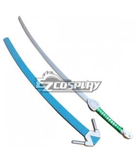 BlazBlue Jin Kisaragi Frostbite Cosplay Weapon