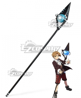 Mushoku Tensei: Jobless Reincarnation Rudeus Greyrat Cosplay Weapon Prop
