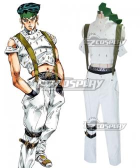 JoJo's Bizarre Adventure: Diamond Is Unbreakable Rohan Kishibe Cosplay Costume