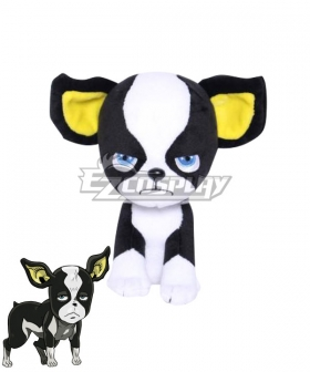 JoJo's Bizarre Adventure  IGGY Plush Doll Cosplay Accessory Prop