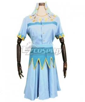 Jojo'S Bizarre Adventure: Phantom Blood Joseph Joestar Tequila Blue Cosplay Costume