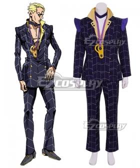 JoJo's Bizarre Adventure: Vento Aureo Golden Wind Prosciutto Cosplay Costume