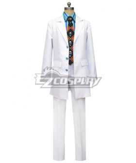 JoJo's Bizarre Adventure Yoshikage Kira Cosplay Costume - C Edition