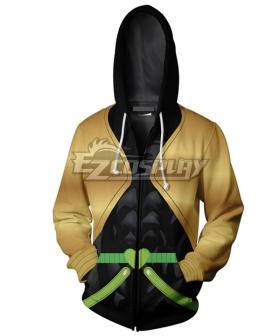 JoJo's Bizarre Bdventure Dio Brando Hoodie Cosplay Costume