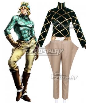 JoJo's Bizzare Adventure Diego Brando Cosplay Costume