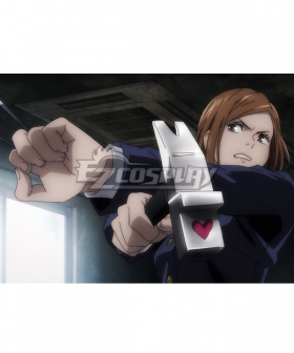 Jujutsu Kaisen Sorcery Fight Kugisaki Nobara Cosplay Weapon Prop