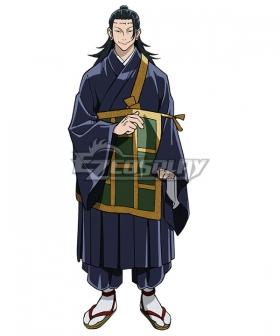 Jujutsu Kaisen Sorcery Fight Suguru Geto Robe Cosplay Costume
