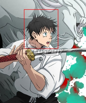Jujutsu Kaisen Sorcery Fight Yuta Okkotsu Black Cosplay Wig