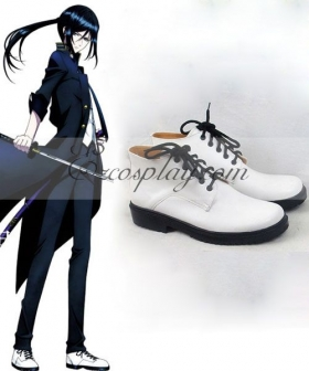 K Yatogami Kuroh Cosplay Shoes