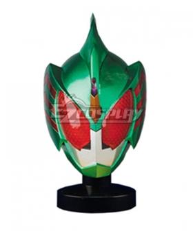 Kamen Rider Amazon Omega Helmet Mask Cosplay Accessory Prop