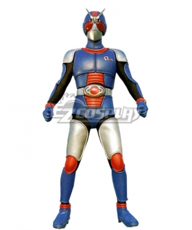 Kamen Rider Black RX Bio Rider Full Armor Cosplay Costume