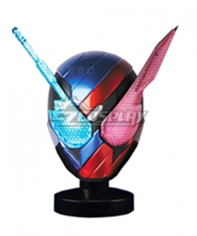 Kamen Rider Build Helmet Mask Cosplay Accessory Prop